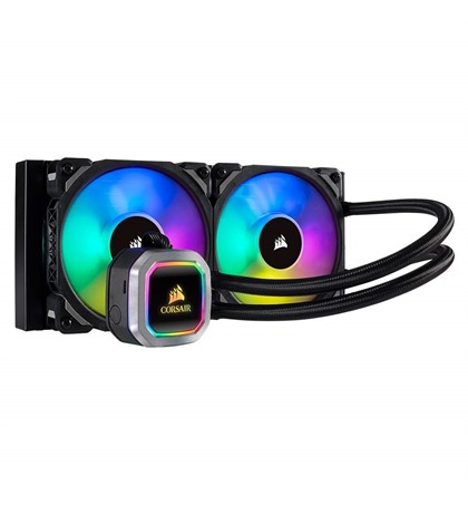 Corsair Hydro Series™ H100i RGB PLATINUM 240mm