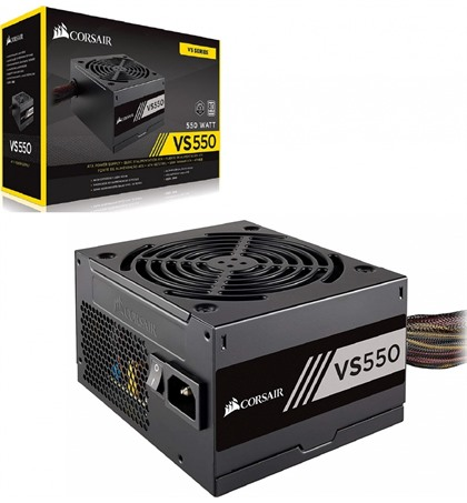 Corsair VS550 — 550 Watt 80 PLUS®