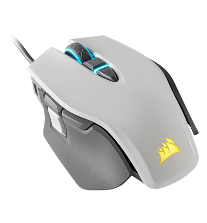 Corsair M65 RGB ELITE — White