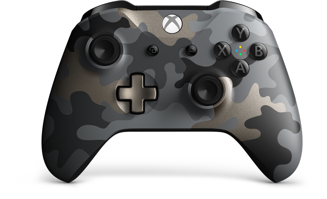 Xbox Wireless Controller - Night OPS CAMO
