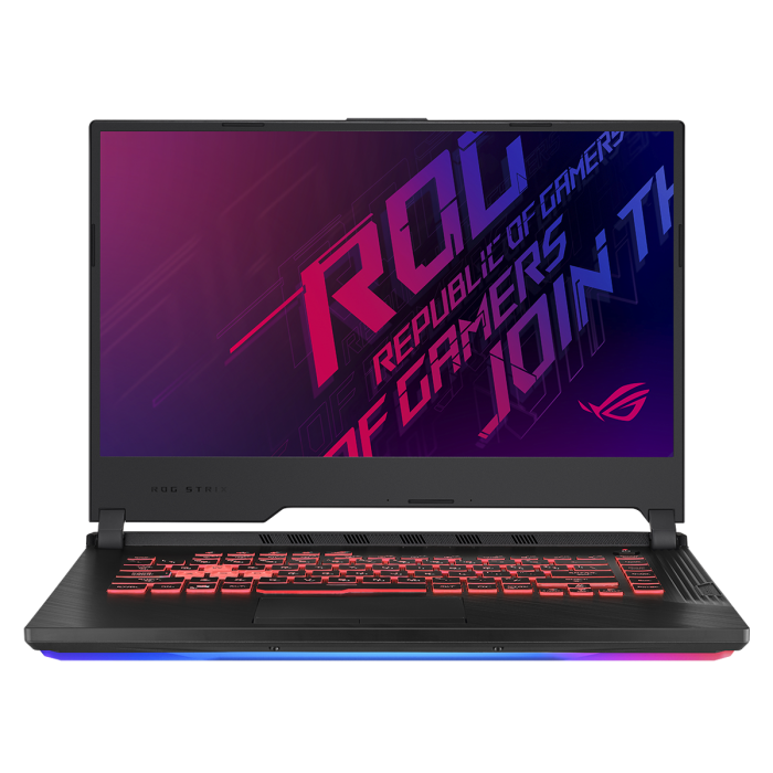 Asus ROG G531GU with LIGHTBAR