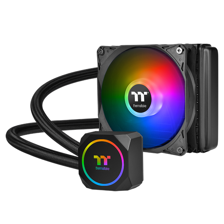 THERMALTAKE TH120 ARGB Sync AIO Liquid Cooler